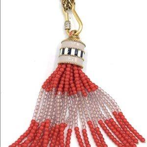 Stella & Dot Jewelry - Stella & Dot - Brio Tassel Necklace
